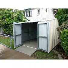 absco premier garden shed 3mw x 3md x 2 06mh 30302gk in