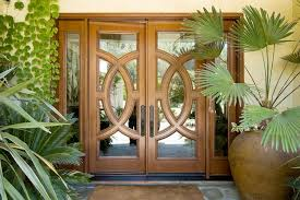 Large Exterior Doors Contemporary Front Door With Door By Doron Dreksler