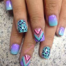 1276 best pink and purple colored nails images on pinterest make