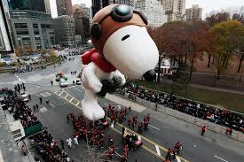 macy s parade see s as a balloon in macy s thanksgiving day