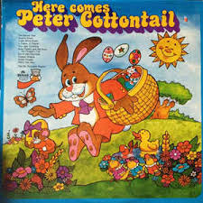 artist peter cottontail vinyl lp discogs