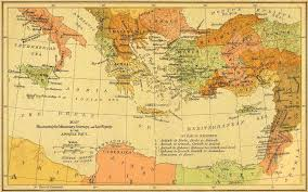 Gennesaret Map Bible Maps From The Israelites To Present Time