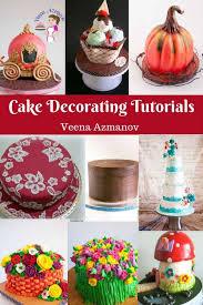Tutorials By A Number Cakes One Two Or Twelve Veena Azmanov