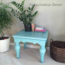 Chalk Paint Furniture Images by Sustainable Decor Distressed Painted Furniture Redo Yard Sale