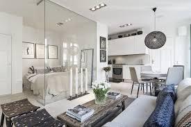 small 366 sq ft apartment with glass wall idesignarch loversiq