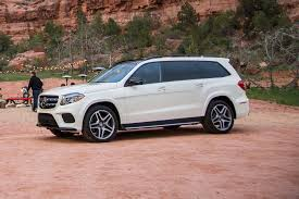 lifted mercedes van 2017 mercedes benz gls class review the s class of suvs