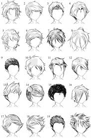 shonen hairstyles anime drawing styles 1000 ideas about manga on pinterest drawing