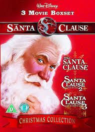 the santa clause movie collection dvd amazon co uk martin