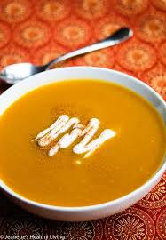 sweet spiced roasted butternut squash soup recipe vegan