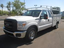 2011 Ford F250 Utility Truck - used 2007 chevrolet colorado service utility truck for sale in