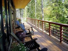 exterior fresh relaxing balcony design for lounge space ideas in