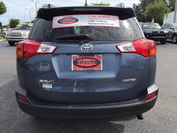 used lexus suv sarasota certified pre owned 2014 toyota rav4 limited 4d sport utility in