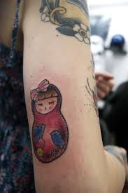 russian doll tattoos the official blog for things u0026ink
