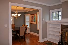 living room paint with wood trim modern house image with amusing