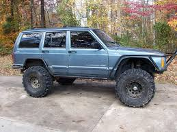 jeep wagoneer lifted xj on 37s 0 lift google search jeep xj pinterest jeeps