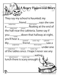 halloween mad libs woo jr kids activities