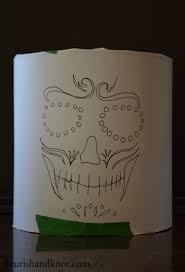 halloween tin cans