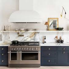 how to paint cabinets with farrow and choosing a kitchen cabinet color plank and pillow