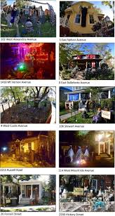 del ray business association top 10 best decorated halloween