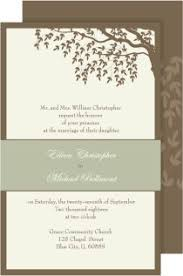 tree wedding invitations shop trees wedding invitations magnetstreet