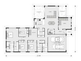 Coastal Cottage Floor Plans Parkview 215 Element Our Designs Cairns Builder Gj Gardner