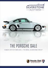 porsche turbo poster silverstone auctions porsche sale october 2015 by caroline smith