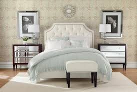 Glamorous Bedrooms  Interior Design Files - Glamorous bedrooms