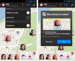 life360 android keep your trick or treaters safe with the life360 family locator