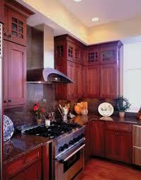 Kitchen Ideas With Cherry Cabinets Hardwood Floors In Kitchens Pictures Cherry Cabinets With Wood