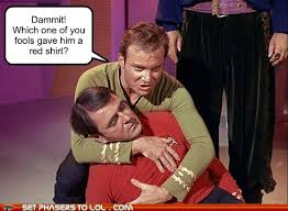 Red Shirt Star Trek Meme - trek yourself before you wreck yourself gallery ebaum s world