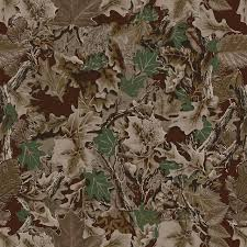 20 x20 camo autumn luxury vinyl tile set of 6 rustic vinyl