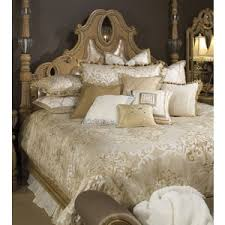 Michael Amini Bedding Sets Luxembourg Bedding Set King By Michael Amini 13 Pc Bedding