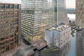 canary wharf to get first private members u0027 club u2013 which will float