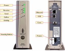 motorola surfboard cable modem lights cable modem troubleshooting motorola sb4100
