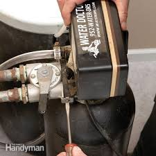 step 2 water works water table replace a water softener resin bed family handyman