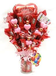 balloon and candy bouquets flower pot bouquet candy bouquets candy bouquet