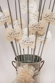 sparklers for wedding vip wedding sparklers wedding sparkler buckets from vip sparklers