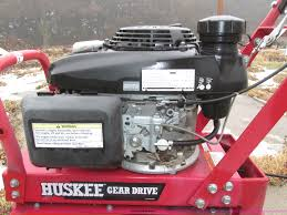 huskee front tine tiller item av9023 sold january 27 ve