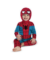 spider man kutie baby costume boys costumes kids halloween
