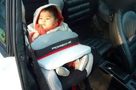 siege auto 4ans club911 siège auto pour bébé dans une 911
