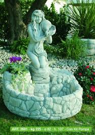 fontane per giardini arredi per giardino cassette vasi fontane arredo urbano coppi