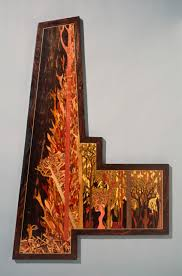 christopher w cantwell wood inlay and sculpture