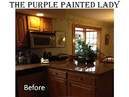 Paint Amp Glaze Kitchen Cabinets by Are Your Kitchen Cabinets Dated Before U0026 After Photos The