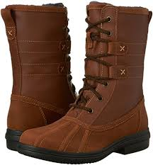 amazon canada s boots clarks s tavoy juniper winter boots leather 7 m us