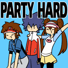 Party Hard Meme - image party hard gif meme dictionary wikia fandom powered by