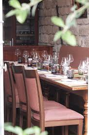 the dining room and the privative lounges bistrot du sommelier paris