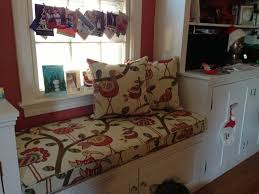 window bench seat cushions indoor images about seat pictures on