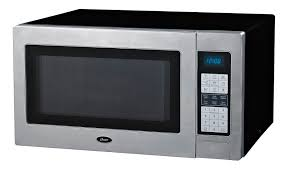 Microwave And Toaster Oven Oster Ogzd1301g Stainless Steel 1100 Watt Microwave Oven