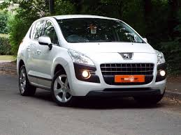 Used Peugeot Cars For Sale In Sandy Bedfordshire