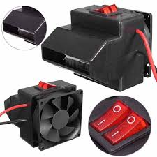 automotive heater defroster fan adjustable 12v 300w portable car heater warmer fan defroster